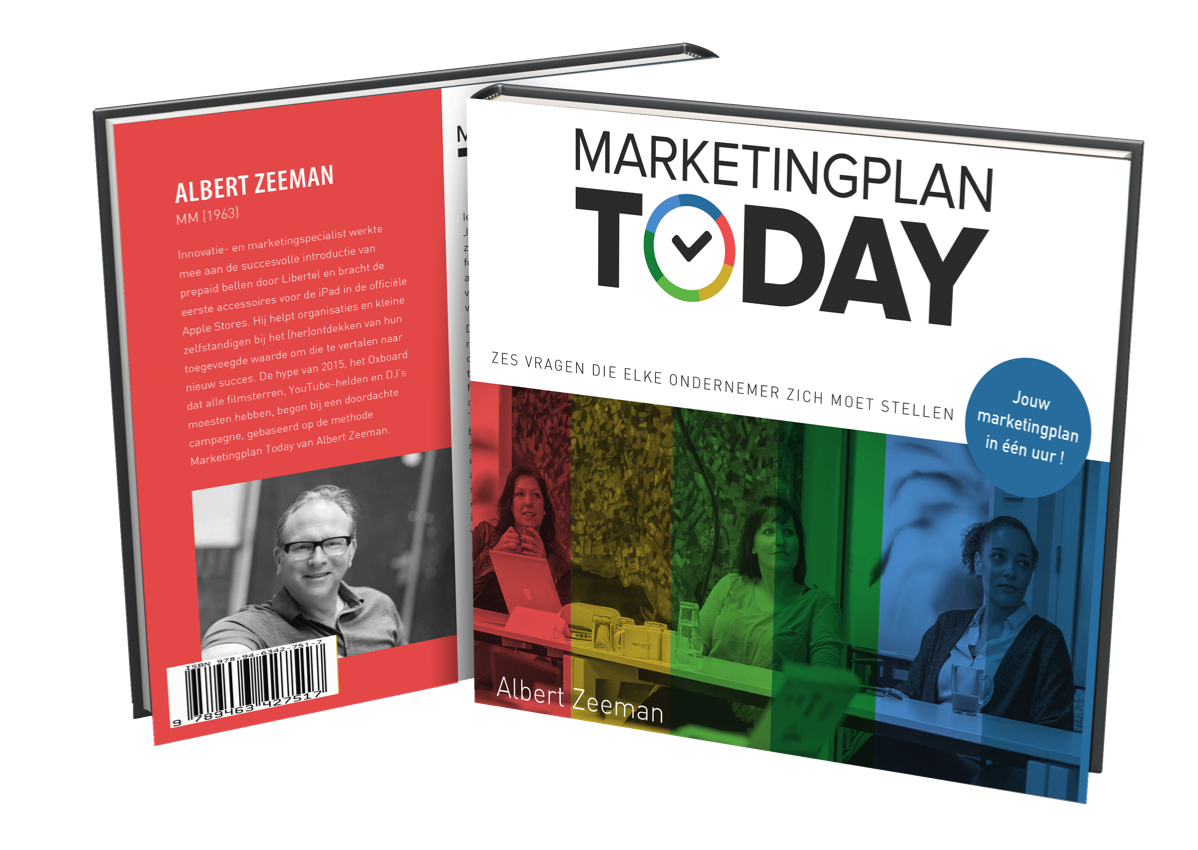 Marketingplan Today - ID-Tank - Albert Zeeman